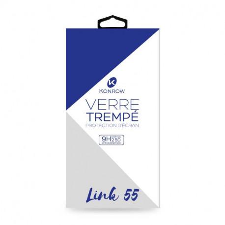 Verre Trempé Pour Konrow Link 55 (9H, 0.33mm)