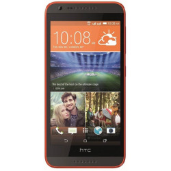 HTC Desire 620 Dual Sim Gris / Orange
