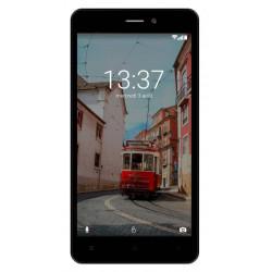 Konrow Link 55 - Smartphone 4G LTE - Android 6.0 - Ecran 5.5'' - 8Go - Double Sim - Noir