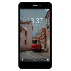 Konrow Link 55 - Smartphone 4G LTE - Android 6.0 - Ecran 5.5'' - 8Go - Double Sim - Bleu Nuit