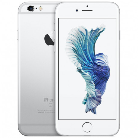 "Iphone 6s 64 Go Silver - ""RelifeMobile"" Grade A+"