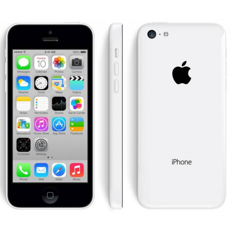 "Iphone 5C 16Go Blanc - ""RelifeMobile"" Grade A+"