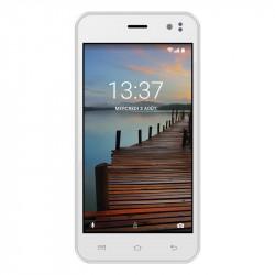 Konrow Coolsense - Smartphone Android 6.0 - Ecran 4.5'' - 8Go - Double Sim - Blanc