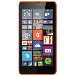 Microsoft Lumia 640 XL Dual Sim Orange