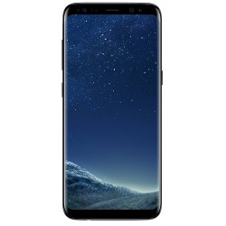 Samsung G955 Galaxy S8 Plus Noir Carbone