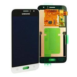 Écran LCD Complet Original Pour Samsung J120 Galaxy J1 (2016) Blanc