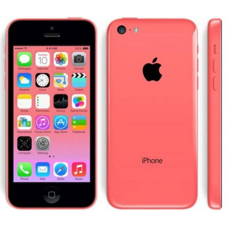"Iphone 5C 16Go Rose - ""RelifeMobile"" Grade A+"