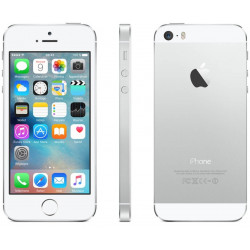 "Iphone 5S 32GB Silver - ""RelifeMobile"" Grade A+"