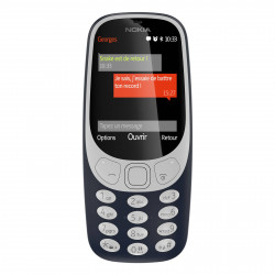 Nokia 3310 (2017) Double Sim Bleu Nuit