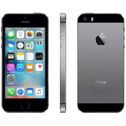 """Iphone 5S 64GB Gris Sidéral - """"RelifeMobile"""" Grade A+"""