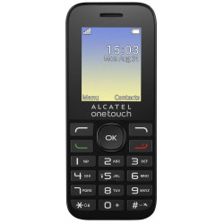 Alcatel Onetouch 1016G Noir