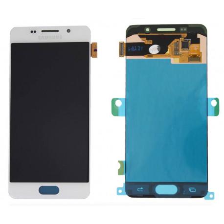 Écran LCD Original Pour Samsung A310 Galaxy A3 (2016) Blanc