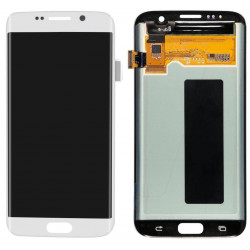 Écran LCD Original Pour Samsung G935F Galaxy S7 EDGE Blanc