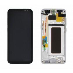 Écran LCD Original Pour Samsung G955 Galaxy S8 Plus Argent