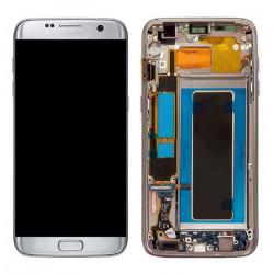 Écran LCD Original Pour Samsung G935F Galaxy S7 EDGE Argent