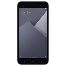 Xiaomi Redmi Note 5A - Double Sim - 16Go, 2Go RAM - Gris