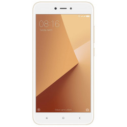 Xiaomi Redmi Note 5A - Double Sim - 16Go, 2Go RAM - Or