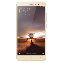 Xiaomi Redmi Note 3 - 16Go, 2Go RAM - Double Sim - Or