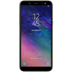 Samsung A600FN Galaxy A6 - Double Sim - 32Go, 3Go RAM - Or