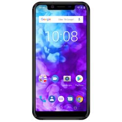 50€ REMBOURSÉS** sur Konrow Must - Smartphone Android - 4G - Écran 5.85'' - Double Sim - 64Go, 4Go RAM - Noir
