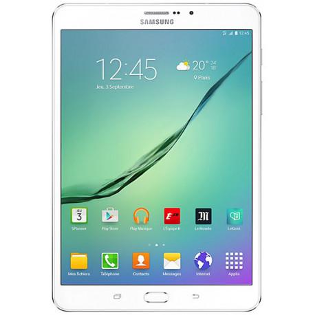 Samsung T719 Galaxy Tab S2 - 8'' - 4G/LTE - 32Go - Blanc