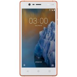 Nokia 3 - Double Sim - Blanc / Cuivre