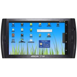 Tablette Arnova 7 G2 - Écran de 7'' - Mémoire de 8Go - Android 2.3 - Wifi - Noir (Reconditionné Grade A)