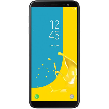 Samsung J600FN/DS Galaxy J6 - Double Sim Noir