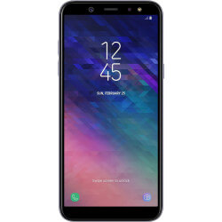 Samsung A600FN Galaxy A6 - Double Sim - 32Go, 3Go RAM - Violet