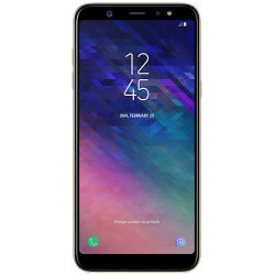 Samsung A600FN Galaxy A6 - 32Go, 3Go RAM - Or