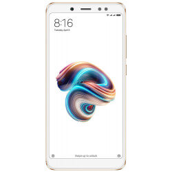 Xiaomi Redmi Note 5 - Double Sim - 64Go, 4Go RAM - Or