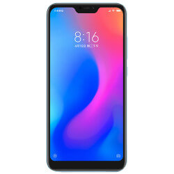 Xiaomi Mi A2 Lite - Double Sim - 32Go, 3Go RAM - Bleu