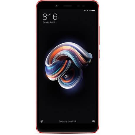 Xiaomi Redmi Note 5 - Double Sim - 64Go, 4Go RAM - Rouge