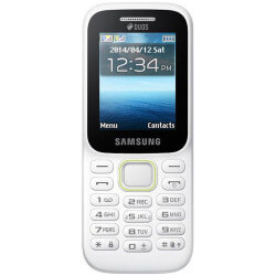 Samsung B310E Double Sim Blanc (Version NON Garantie*)