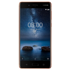 Nokia 8 - 64Go, 4Go RAM - Cuivre