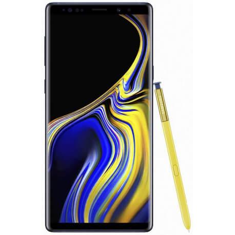 Samsung N960F/DS Galaxy Note 9 - 512 Go, 8Go RAM - Bleu