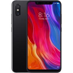 Xiaomi Mi 8 - Double Sim - 128Go, 6Go RAM - Noir