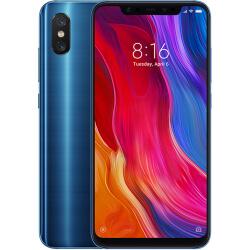 Xiaomi Mi 8 - Double Sim - 128Go, 6Go RAM - Bleu