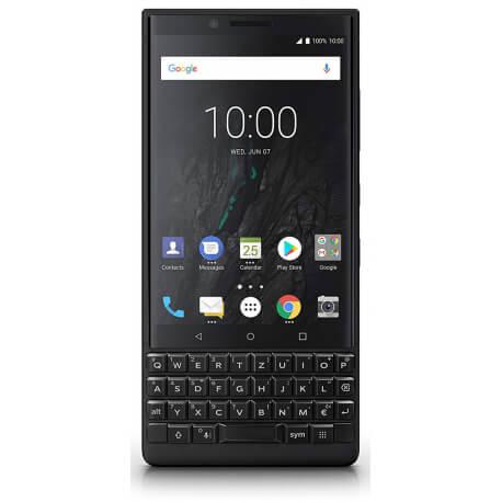 Blackberry KEY2 64Go, 6Go RAM - Noir