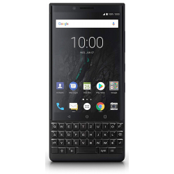 Blackberry KEY2 - 128Go, 6Go RAM - AZERTY - Double Sim - Noir