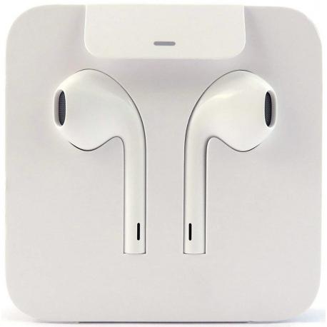Apple MMTN2 Écouteurs EarPods d'Origine Pour Iphone (Lightning) - Blanc