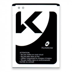 Batterie ORIGINALE Pour Konrow Easy Feel