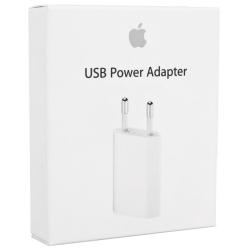 Apple MD813 - Adaptateur Secteur USB - 5W - Blanc (Blister)