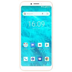30€ REMBOURSÉS** sur Konrow Sky Lite - Smartphone Android - 4G - Écran 5.45'' - Double Sim - 16Go, 1Go RAM - Or
