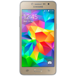 Samsung G532F/DS Galaxy Grand Prime Plus Double Sim - Or (Version NON Garantie*)