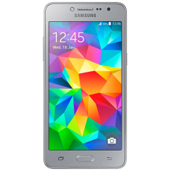 Samsung G532F/DS Galaxy Grand Prime Plus Double Sim - Argent (Version NON Garantie*)