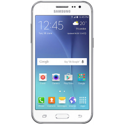 Samsung J200GU/DS Galaxy J2 Double Sim - Blanc (Version NON Garantie*)