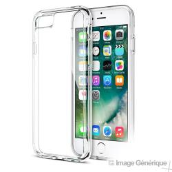 Coque Silicone Transparente pour iPhone 7/8