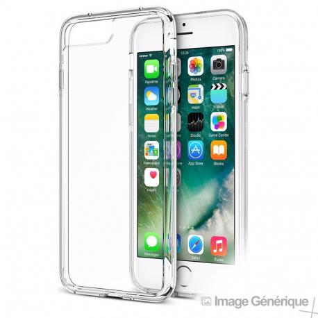 Coque Silicone Transparente pour iPhone 7 Plus / 8 Plus