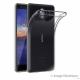 Coque Silicone Transparente pour Nokia 3.1